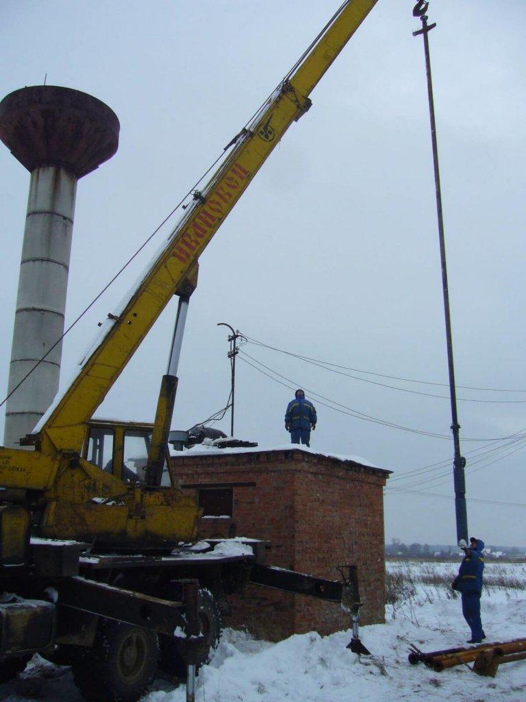 Бурение скважин на воду Московская область цена