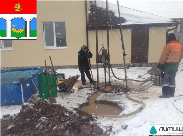 чистка и ремонт скважины в Мытищинском районе цена