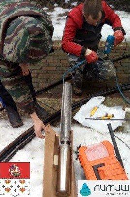 ремонт скважин в Дмитровском районе цена