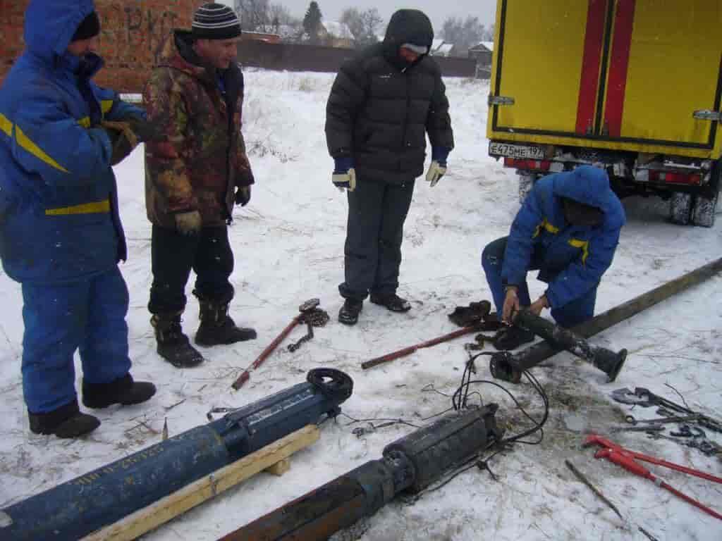 Профессиональный ремонт скважин