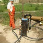 бурение и ремонт скважин на воду Одинцовский район цена