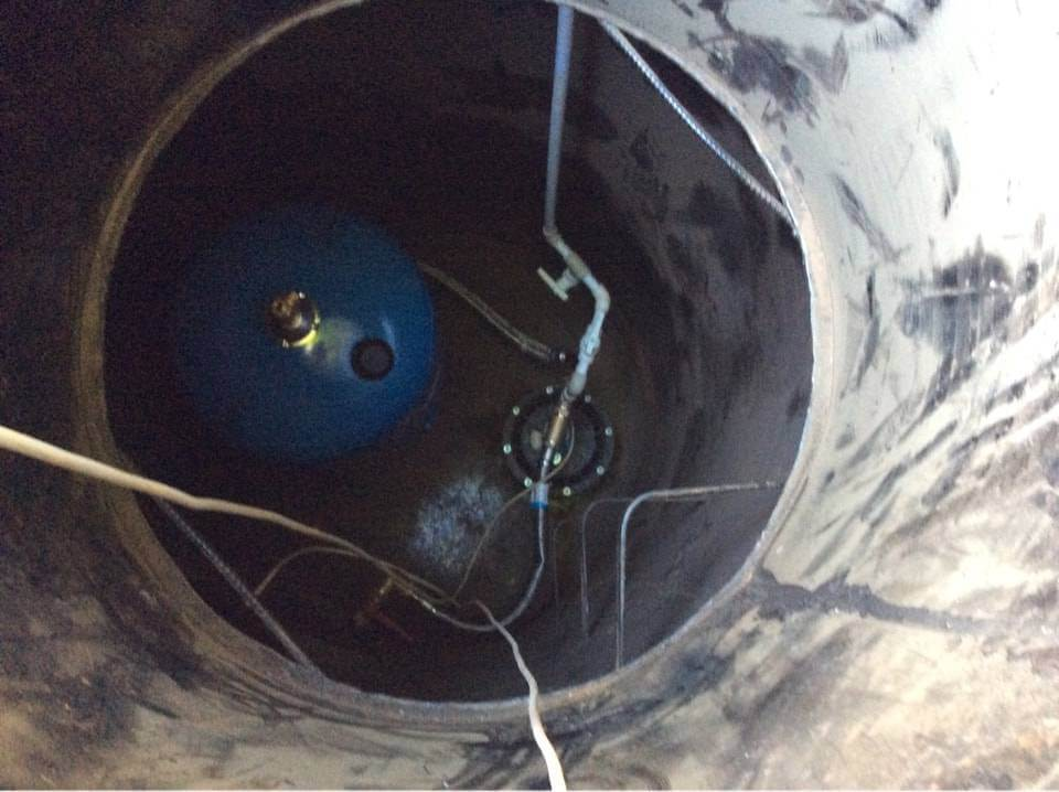 определение дебита скважины на воду Московская область