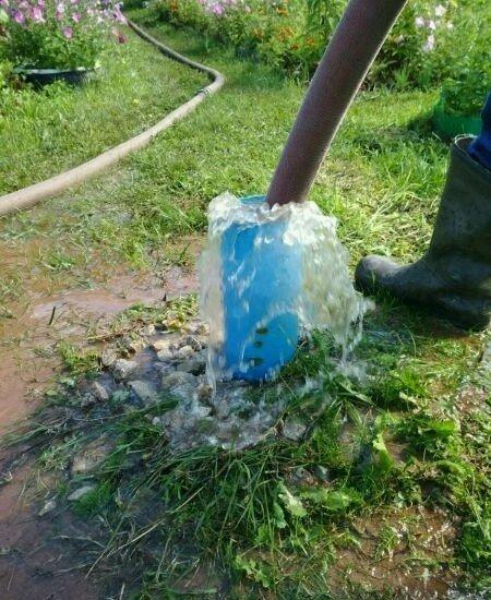цена очистки скважины