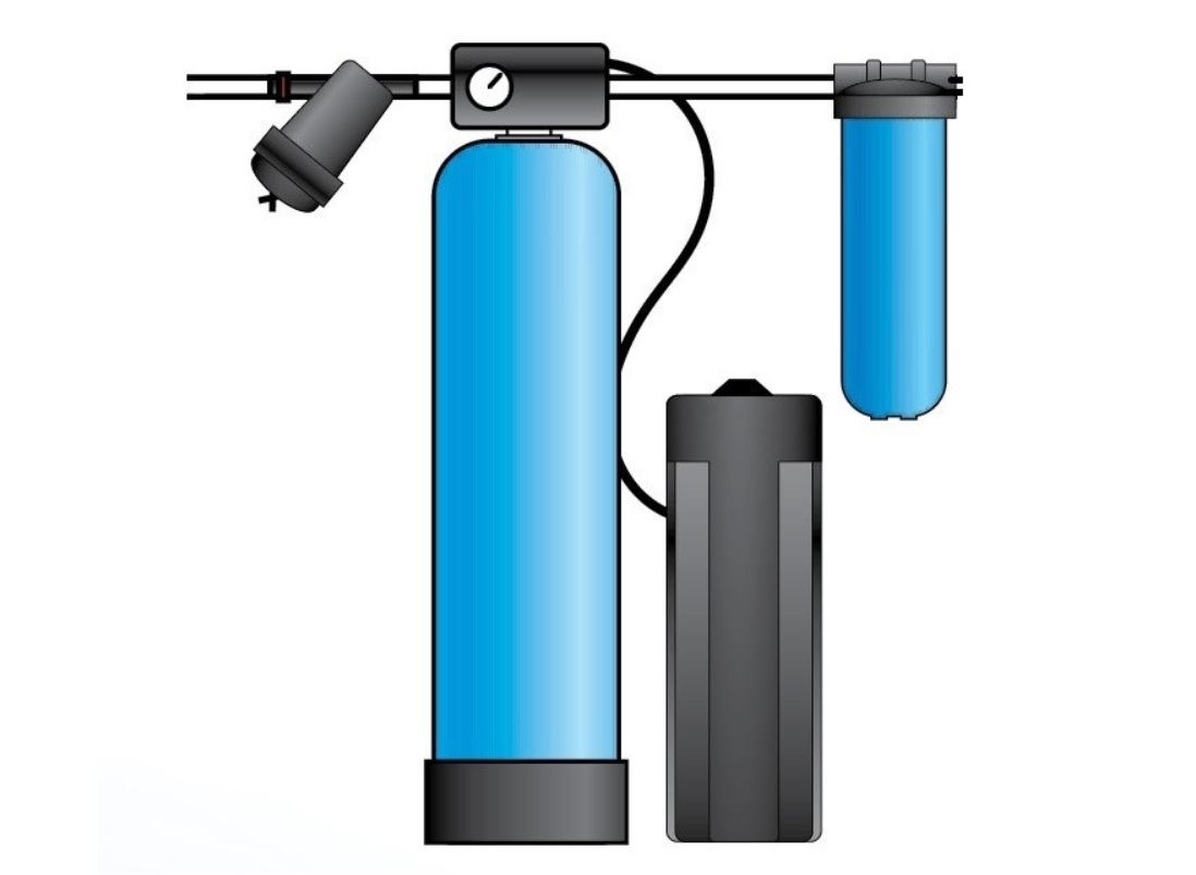 Очистка воды от кальция из скважины