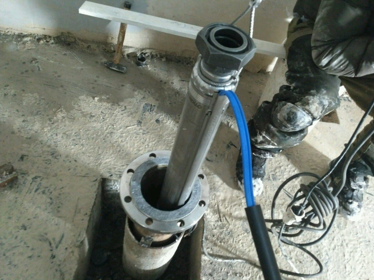 Услуга срочного ремонта водопроводных скважин