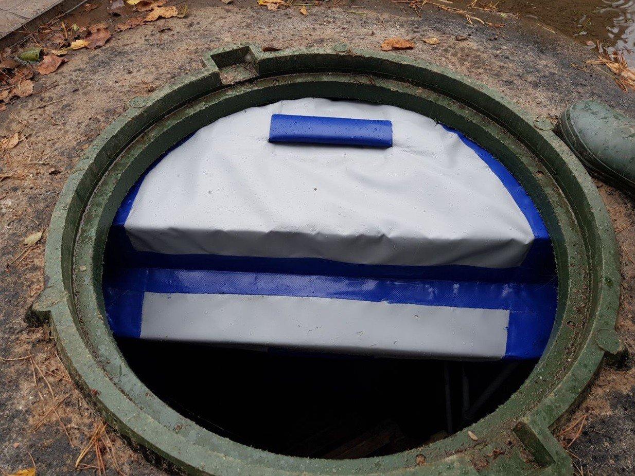 Утепление скважин на воду
