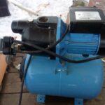 Замена реле давления на насосной станции